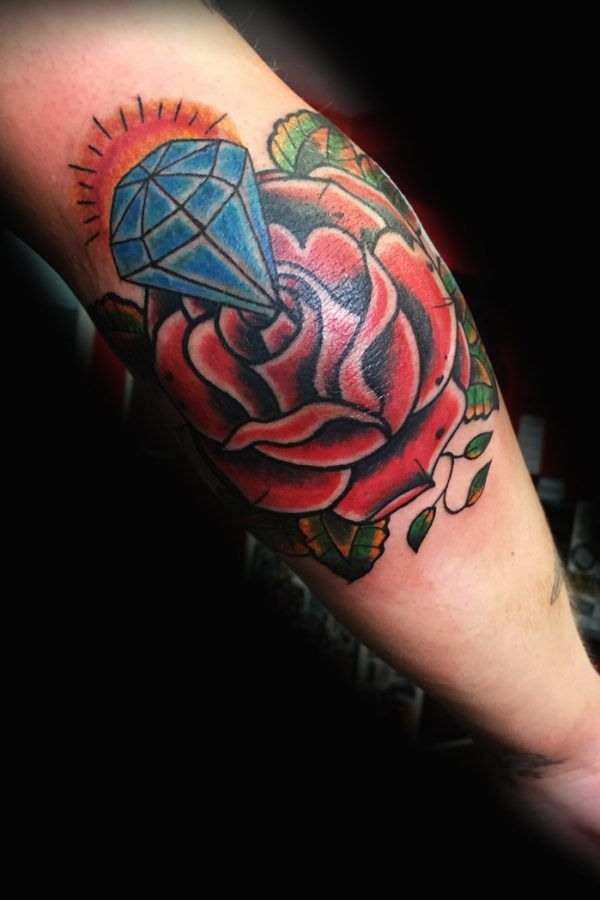 elbow-rose