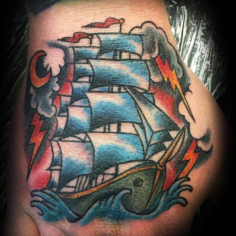 ship-hand